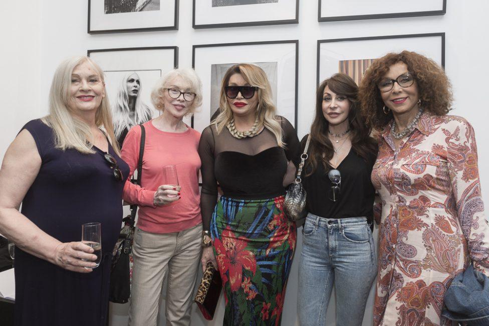 Florence Derive, Bambi, Allanah Starr, Stefanie Renoma, Galia Salimo